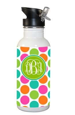 Waterbottle- New Pop Dot (DESIGN YOUR OWN)
