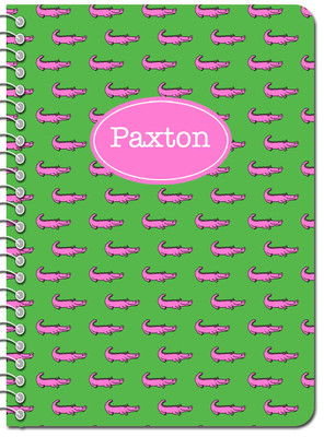 Composition Notebook-Alligators