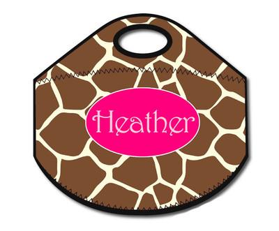 Lunch Tote- Giraffe