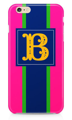 Hardcases-Pink Rugby Stripe