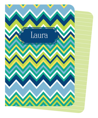 Mini Journals - Jewels Chevron