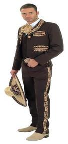 Classic  greca charro suit