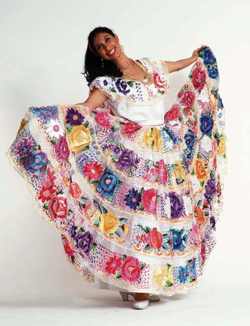 Chiapas Dress