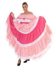 Double circle Sinaloa dress