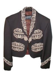 "105 Caporal Jacket shoulders 17"" chest 34"" sleeve 23"""