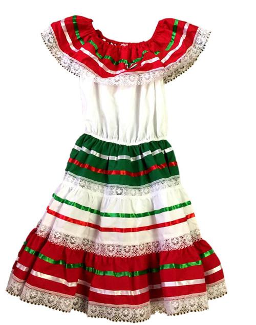 One piece  Fiesta Mexicana Dress