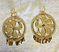 Filigrana Earings Gold