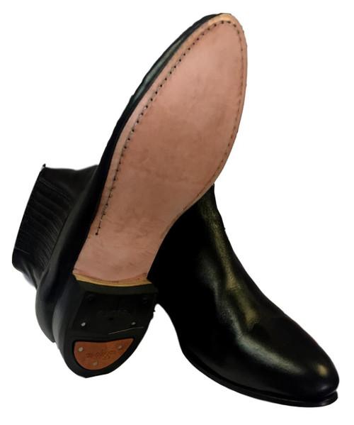 Botines Charros 100%, Charro Boots piel marca Contreras