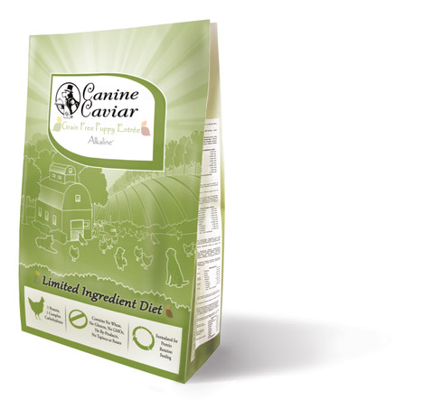 Grain Free Puppy Holistic Dry Dog Food