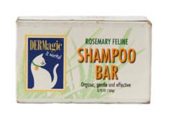 DERMagic Rosemary Feline Shampoo Bar