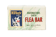 DERMagic Diatomaceous Earth Flea Shampoo Bar