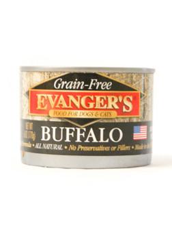 Evanger's Gourmet Canned Buffalo