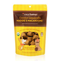 CocoTherapy Maggie's Macaroons Coconut Lemoncello
