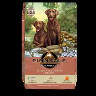 PINNACLE GRAIN FREE SALMON & PUMPKIN DRY DOG FOOD