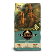 PINNACLE GRAIN FREE CHICKEN AND VEGETABLE DRY DOG FOOD