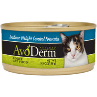 AvoDerm Indoor Weight Control Formula Wet Cat Food (5.5 0Z)