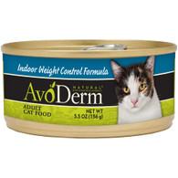 AvoDerm Indoor Weight Control Formula Wet Cat Food (5.5 0Z)