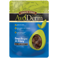 AvoDerm Grain Free Tuna Recipe in Gravy Cat Food
