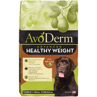 AvoDerm Advanced Healthy Weight, Grain Free Turkey Meal (4 LB)