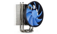 Deepcool Gammaxx S40 Tower Type Nickel Plated 4 Heat Pipe 120mm Fan Universal CPU Cooler