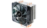 Deepcool Gammaxx 400 Tower Type 4 Heat Pipe 120mm Blue Led Fan Universal CPU Cooler