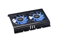 Deepcool Icedisk 2 Hard Disc Cooler with 2 Fans
