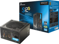 Seasonic SSR-650RT S12G Series 650W Power Supply with 80+ Gold Certification