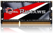 G.Skill 8GB X 1 DDR3 1600Mhz CL9 Ripjaws For Laptop Low Voltage 1.35V (F3-1600C9S-8GRSL)