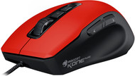Roccat Kone Pure Color Edition Core Performance Gaming Mouse - RED