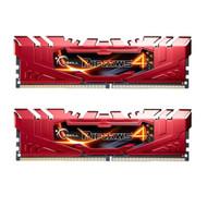 G.SKILL 16GB (8GB X 2) DDR4 2400MHZ RIPJAWS 4 (F4-2400C15D-16GRR)