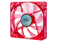 DEEPCOOL XFAN 120U R/R 120mm Red Fan with Red LED