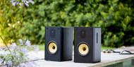 Thonet & Vander -KUGEL  - 2.0 Speaker  140W RMS, Bluetooth / 3.5mm/ Digital / Dual RCA Input