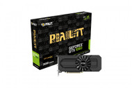 PALIT NVIDIA GTX 1060 StormX 3GB GDDR5, 192 bit, Single Fan, DVI,HDMI, 3-DP