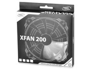 Deepcool Xfan 200RD 200mm Cooling Fan with Red LED