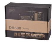 Deepcool Aurora DA600 80PLUS BRONZE CERTIFIED POWER SUPPLY 600W