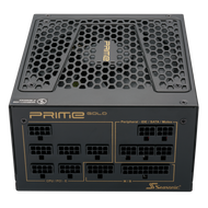 Seasonic 750W PRIME SERIES MODULAR POWER SUPPLY W/80+ GOLD CERTIFICATION(SSR-750GD)