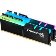 G.SKILL Trident Z RGB DDR4 3200Mhz 32GB (2 x 16GB) Desktop Memory with RGB LED (F4-3200C16D-32GTZR)