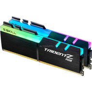 G.SKILL Trident Z RGB DDR4 4000Mhz 32GB (2 x 16GB) Desktop Memory with RGB LED F4-4000C19D-32GTZR