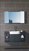 Monreale - Modern Bathroom Vanity Set 43.25""