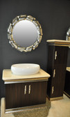 Modern Bathroom Vanity Set - Zeni