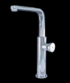 Valencia II Chrome Finish Modern Bathroom Faucet