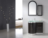 Modern Bathroom Vanity Set - Olympia II