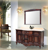 Antique Vanity Set - Montage