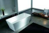 Lurisia Freestanding Soaking Tub 58.3""