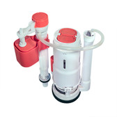 Monte Carlo Replacement Dual Flush Valve System