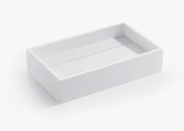 Rimini Cast Stone Sink 19.7""