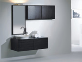 Borzano - Modern Bathroom Vanity Set 57""