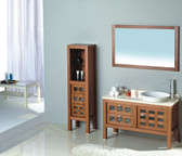 Laconi - Modern Bathroom Vanity Set 47.2""