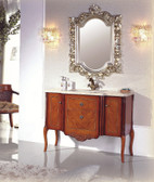 Abriola Transitional Bathroom Vanity Set 46""