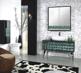 Antoinette II - Modern Bathroom Vanity Set - 50""